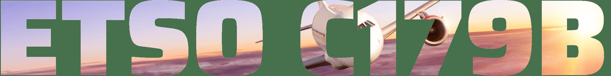 ETSO/TSO/certifiée aero