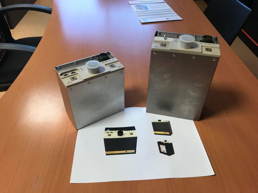 Prototype limatech lithium batteries