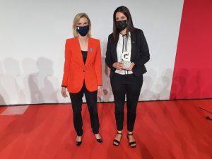Florence Robin Agnès Pannier-Runacher Global Industrie Awards